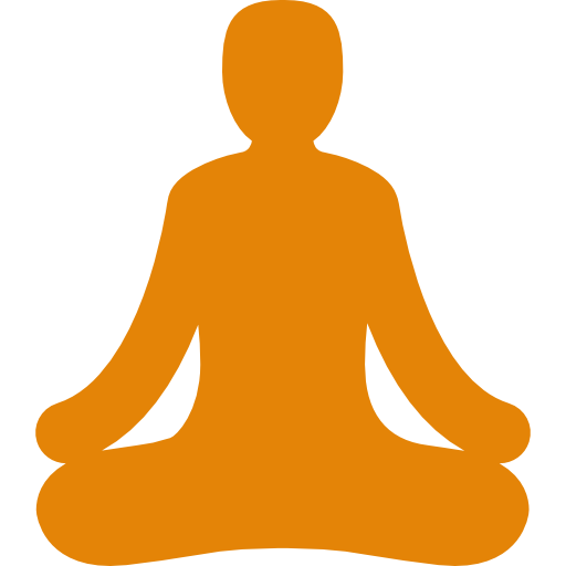 Yoga Position-Lotussitz